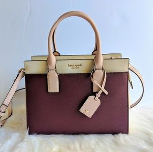 Kate Spade Medium Satchel Cameron